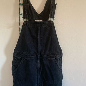 Free People Overall Jumper